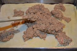 Příprava receptu Štědrovečerní skládaný koláč - ŠTĚDRÁK, krok 6