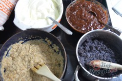 Příprava receptu Štědrovečerní skládaný koláč - ŠTĚDRÁK, krok 3