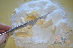 Příprava receptu Nejlepší foukané rohlíčky, krok 1