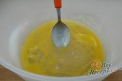 Příprava receptu Medové rohlíčky máčené v čokoládě - FOTOPOSTUP, krok 4