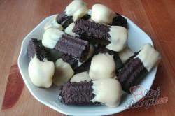 Příprava receptu Vánoční strojkové cukroví máčené v čokoládě, krok 1