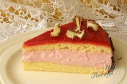 Příprava receptu Rybízový dort od Romči, krok 1