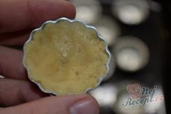 Příprava receptu Košíčky s ořechovou náplní, krok 2