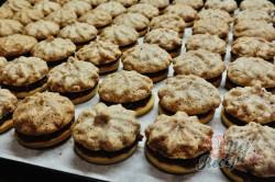 Příprava receptu Lískooříškové cukroví na Vánoce - cukroví, které nesmí chybět na vašem vánočním stole, krok 5