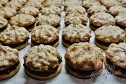 Příprava receptu Lískooříškové cukroví na Vánoce - cukroví, které nesmí chybět na vašem vánočním stole, krok 6