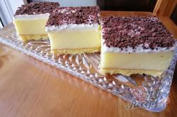 Příprava receptu Falešný krémeš, krok 2
