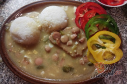 Recept Rozlítaný ptáček s jasmínovou rýži