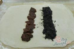 Příprava receptu Plitvický kynutý závin, krok 1