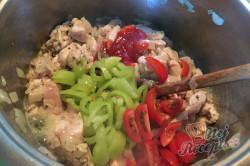Příprava receptu Kuřecí prsa v bramboráku, krok 3