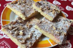 Příprava receptu Exkluzivní dezert téměř bez práce - trdelník na plechu, krok 7