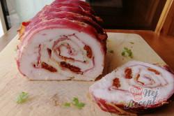 Příprava receptu Kuřecí/krůtí roláda se slaninou a sušenými rajčaty, krok 7