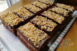 Příprava receptu Ořechové šílenství s čokoládou, krok 1