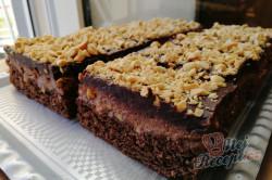 Příprava receptu Ořechové šílenství s čokoládou, krok 2
