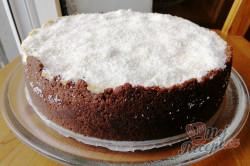 Příprava receptu Fenomenální kokosový dort s ananasem, krok 1