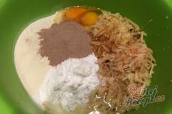 Příprava receptu Jablečno perníková bábovka, krok 2