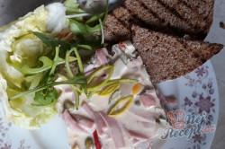Příprava receptu Aspiková vaječná tlačenka, krok 1