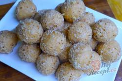 Příprava receptu MARLENKA (medovo-mléčné) kuličky, krok 3