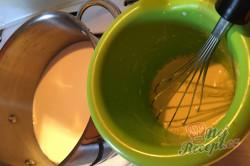 Příprava receptu Větrník na plech - fotopostup, krok 4