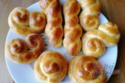 Příprava receptu Medové velikonoční jidáše, krok 5