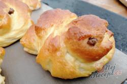 Příprava receptu Velikonoční jidáše - kuřátka, krok 5