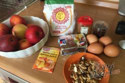 Příprava receptu Jablečný šťavnatý koláček, krok 1