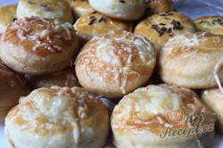 Příprava receptu Šumavské pagáče ze smetany bez kynutí, krok 13