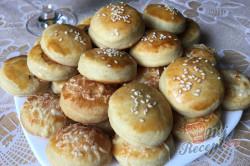 Příprava receptu Šumavské pagáče ze smetany bez kynutí, krok 11