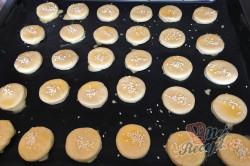 Příprava receptu Šumavské pagáče ze smetany bez kynutí, krok 8