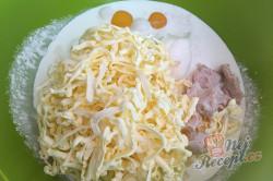 Příprava receptu Šumavské pagáče ze smetany bez kynutí, krok 3