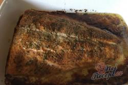 Příprava receptu Pečený losos na másle, krok 3