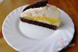 Příprava receptu Banánový dort Vajíčko, krok 3