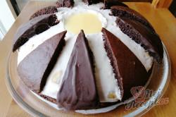 Příprava receptu Banánový dort Vajíčko, krok 2