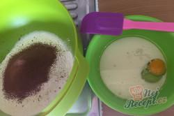 Příprava receptu Hrnkové čokoládové maffiny, krok 2