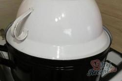Příprava receptu Povidlové buchty/knedlíky na páře, krok 3