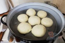 Příprava receptu Povidlové buchty/knedlíky na páře, krok 4