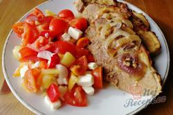 Příprava receptu Česneková vepřová kýta s hořčicí, krok 3