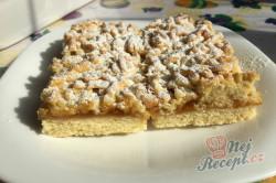 Příprava receptu Hrnkový křehký marmeládový koláček, krok 15