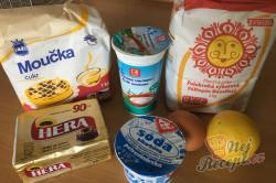 Příprava receptu Hrnkový křehký marmeládový koláček, krok 1