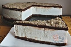 Příprava receptu Fenomenální nugátový cheesecake, krok 6