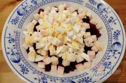Příprava receptu Salát z červené řepy, krok 1