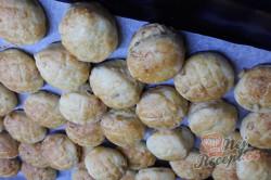 Příprava receptu Máslové pagáče, krok 1