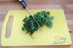 Příprava receptu Letní karbanátky pro štíhlý pas, krok 2