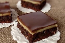 Příprava receptu Marcipánové brownies, krok 1