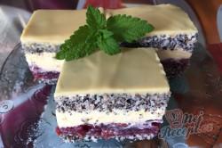 Příprava receptu Luxusní zákusek ,,cherry dáma,,, krok 13