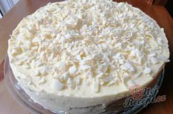Příprava receptu Nepečený dort Ruská zmrzlina, krok 3
