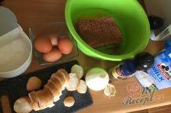 Příprava receptu Roládový karbanátek, krok 1