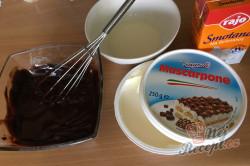 Příprava receptu Nepečená smetanová smršť - domácí nanukový dort, krok 3