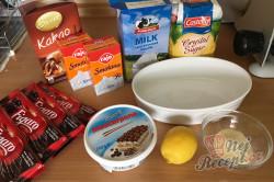 Příprava receptu Nepečená smetanová smršť - domácí nanukový dort, krok 1