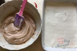 Příprava receptu Nepečená smetanová smršť - domácí nanukový dort, krok 8