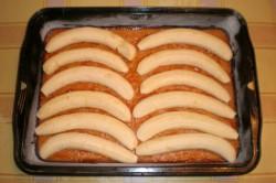 Příprava receptu Banánové řezy s čokoládovým krémem, krok 2